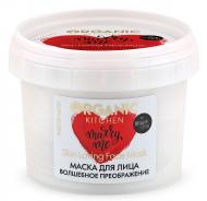 "Маска для лица Organic Kitchen ""Волшебное преображение Marry Me"" 100мл: фото"